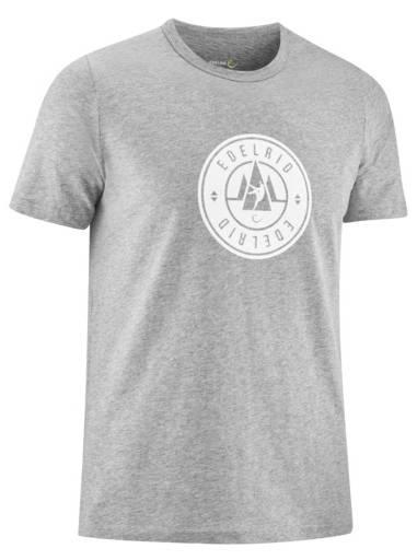 Edelrid Highball T-Shirt IV Men grey melange