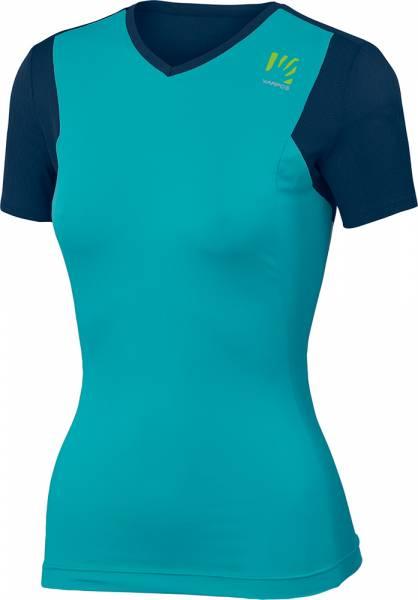 Karpos Giralba Jersey Women T-Shirt blubird/insignia blue