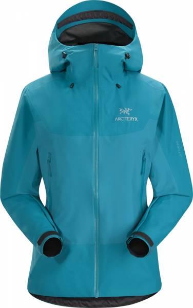 Arcteryx Beta SL Hybrid Jacket Women Hardshelljacke dark firoza
