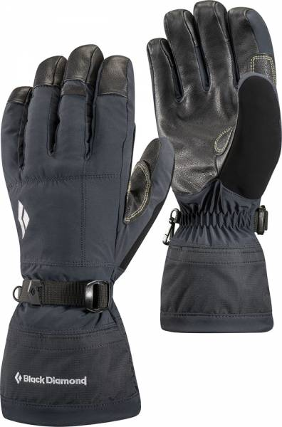 Black Diamond Soloist Gloves Handschuh black