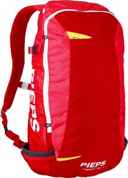 Pieps Track 30 Women Rucksack chili-red