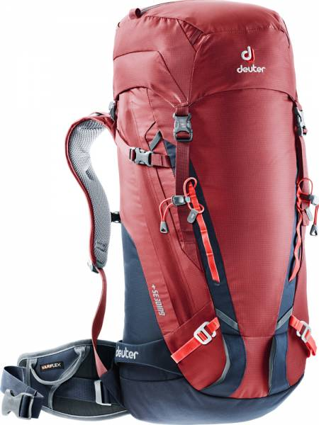 Deuter Guide 35+ cranberry-navy Wanderrucksack