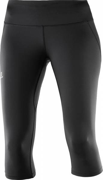 Salomon Agile Mid Tight Damen Running-Tight black