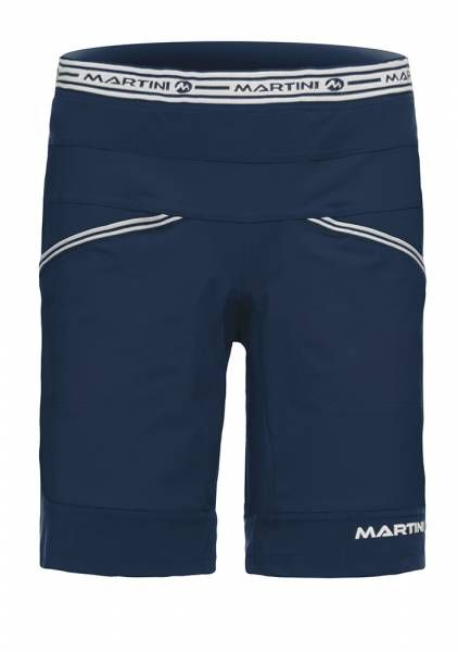 Martini Sportswear More Power Damen Outdoor-Short true navy