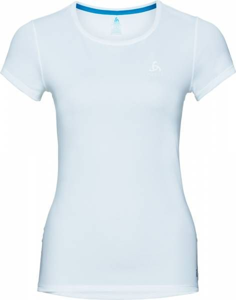Odlo Active F-Dry Light Suw Top Crew neck s/s Women white