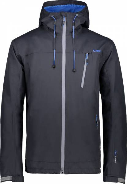 CMP Fix Hood Jacket Men antracite-zaffiro