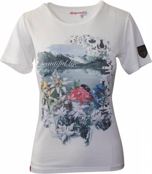 Almgwand Berbachalm Shirt Women ecru