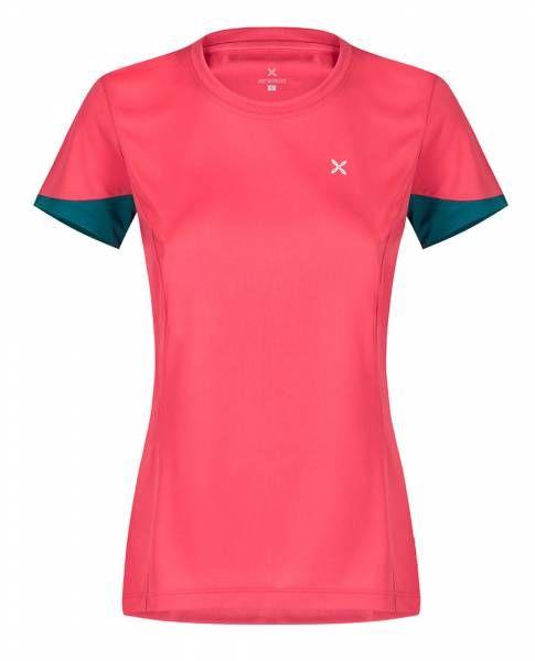 Montura Join T-Shirt Damen Funktionsshirt rosa sugar/baltic