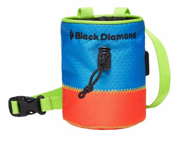 Black Diamond Mojo Kids Chalk Bag macaw