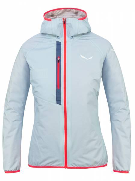 Salewa Puez Light PTX Jacket Damen Shell-Jacke blue fog