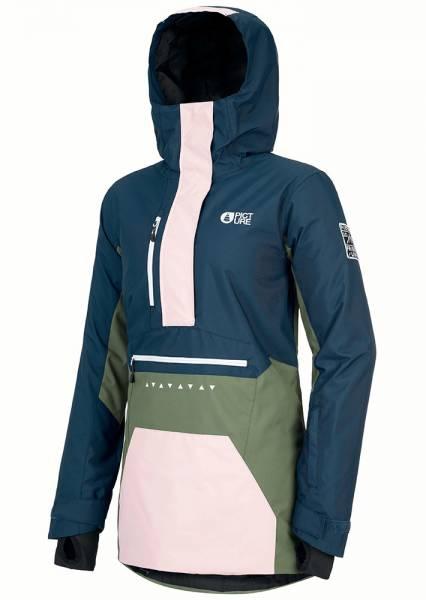 Picture Season Jacket Damen Hardshelljacke army green/dark blue