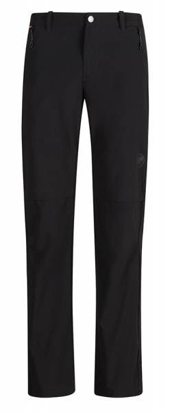 Mammut Hiking Zip Off Pants Herren Berghose black