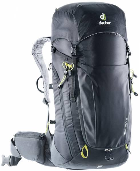 Deuter Trail Pro 36 black-graphite Wanderrucksack