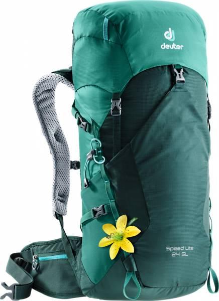 Deuter Speed lite 24 SL Women forest-alpinegreen Wanderrucksack