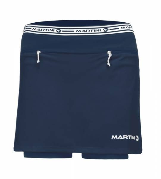 Martini Sportswear Mindset Damen Rock true navy
