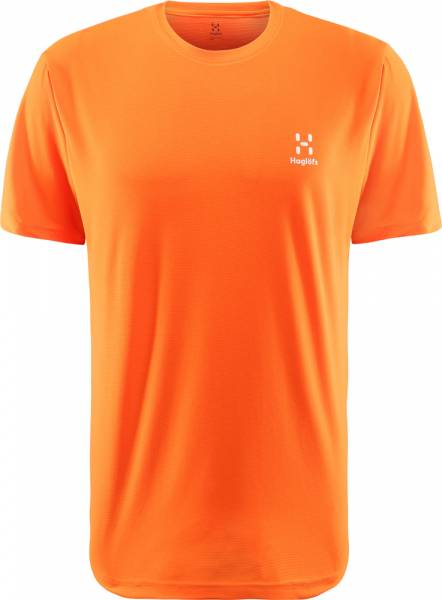 Haglöfs L.I.M Tech Tee Men cayenne T-Shirt