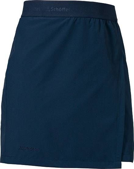 Schöffel Montagu3 Skort Women Rock dress blues