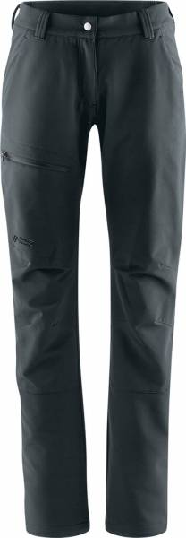 Maier Sports Helga Damen Outdoorhose graphite Kurzgröße