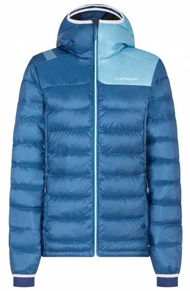 La Sportiva Domino Down Jacket W Damen Daunenjacke opal/pacific blue