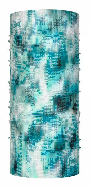 BUFF® CoolNet UV+ Multifunktionstuch blauw turquoise