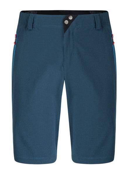 Montura Generation Bermuda Herren Outdoorbermuda blu ottanio/rosso