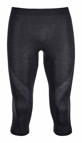 Ortovox 120 Comp Light Short Pants Herren Funktionsunterwäsche black raven