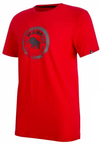 Mammut Seile T-Shirt Men magma