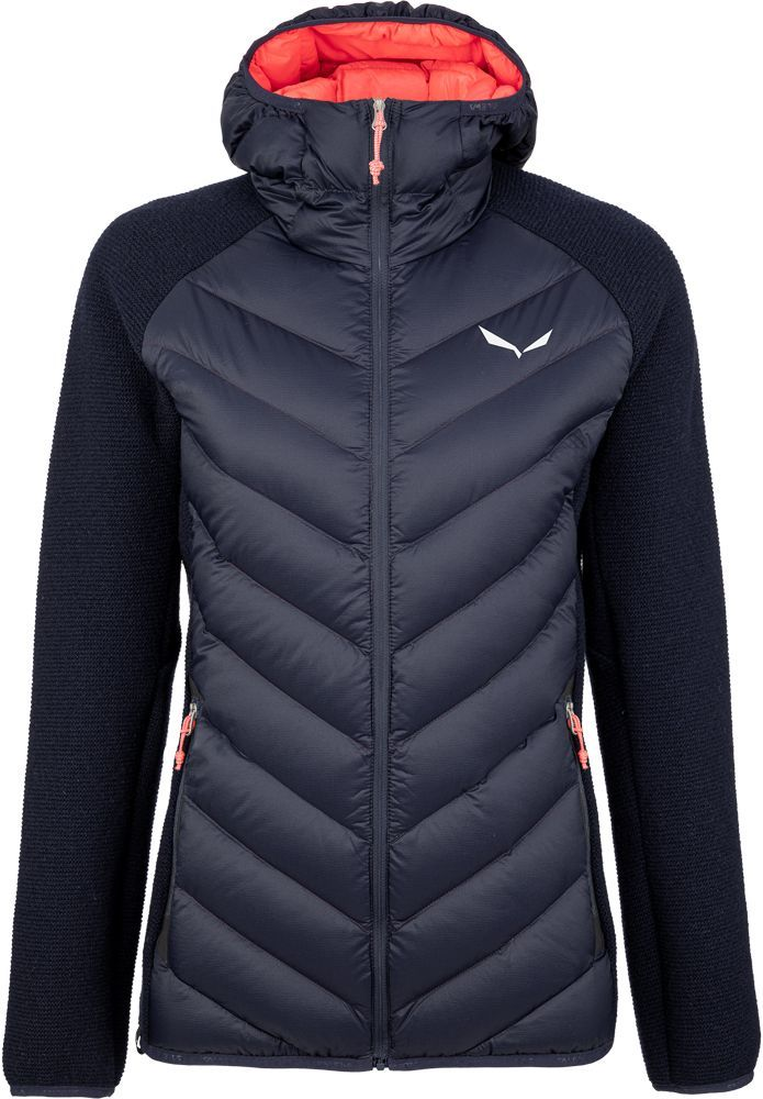 Salewa Fanes SarnerDWN Hybrid Jacket Damen Isolationsjacke premium navy