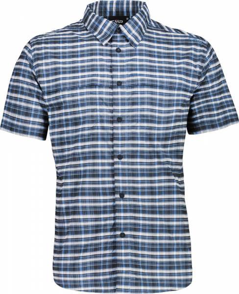 CMP Man Shirt b.co-cyano (39T7837)