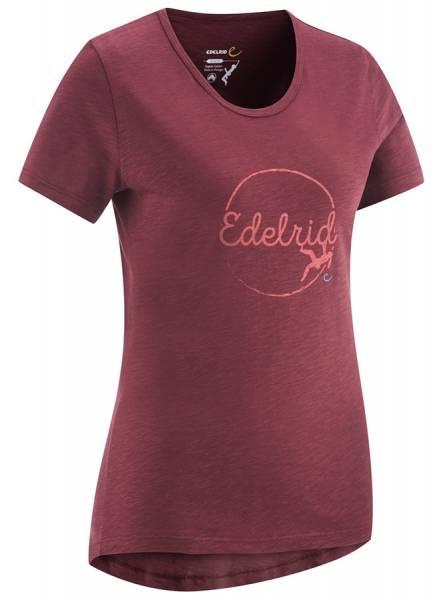 Edelrid Women Highball T-Shirt IV Damen aubergine