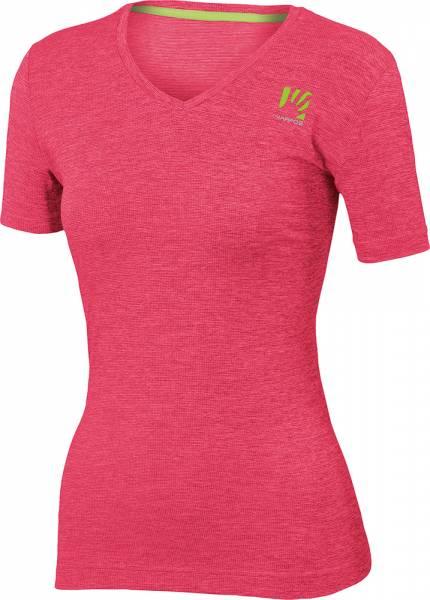 Karpos Alta Via Jersey Women T-Shirt paradise pink
