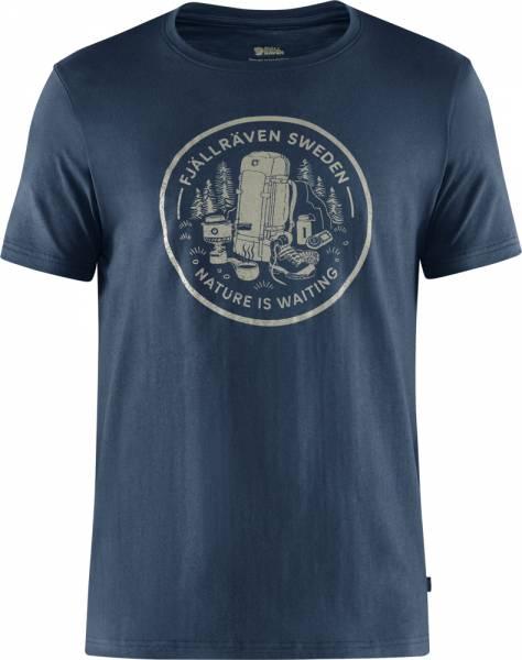 Fjällräven Fikapaus T-Shirt Men navy