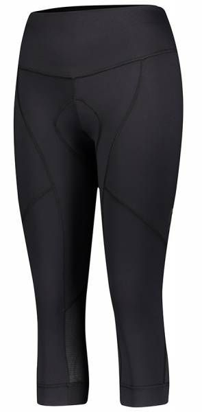 Scott Knickers Endurance 10+++ Damen 3/4 Fahrradhose black