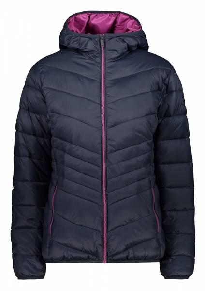 CMP Jacket Fix Hood Damen Isolationsjacke black blue (30K3656)