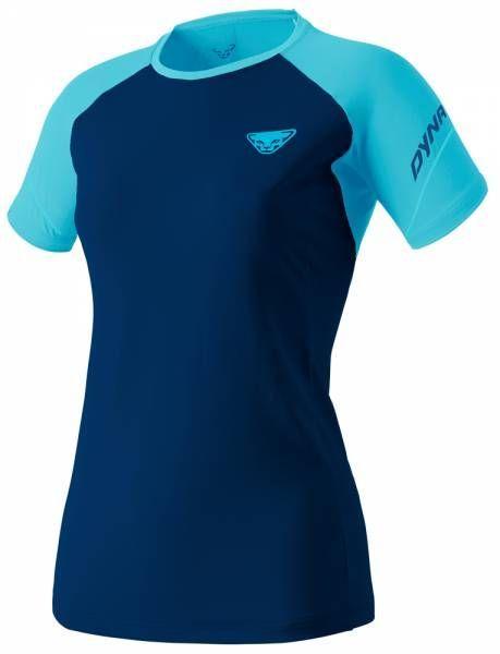 Dynafit Alpine Pro Tee Women Runningshirt silvretta