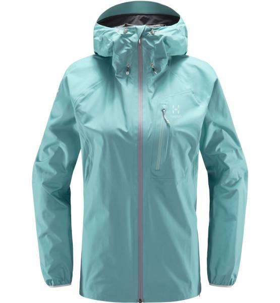 Haglöfs L.I.M. Jacket Women Hardshelljacke glacier green
