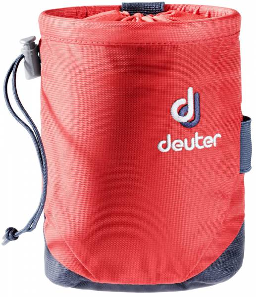 Deuter Gravity Chalk Bag I M chili-navy
