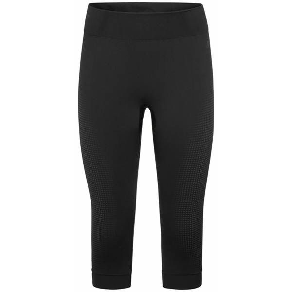 Odlo BL Bottom Performance Warm 3/4 Damen Funktionsunterwäsche black - new old graphite grey