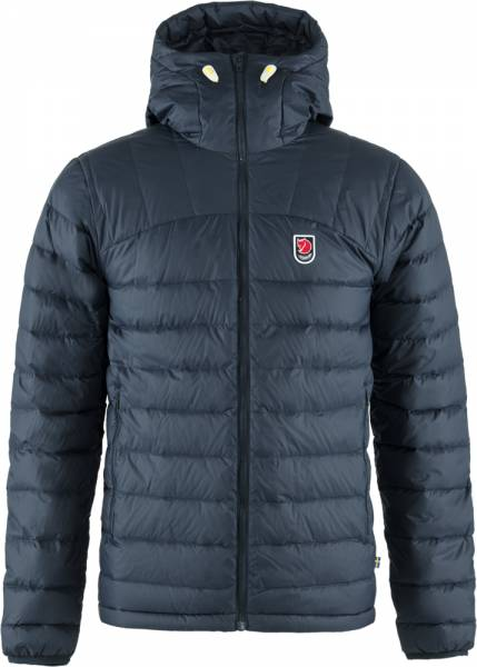 Fjällräven Expedition Pack Down Hoodie Herren Daunenjacke navy