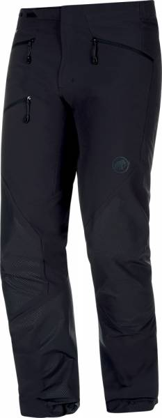 Mammut Courmayeur SO Pants Men black Berghose