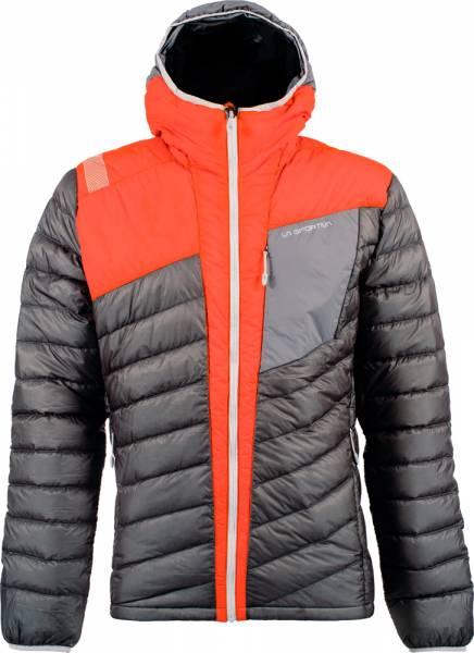 La Sportiva Conquest Down Jacket Men Jacke slate-pumpkin