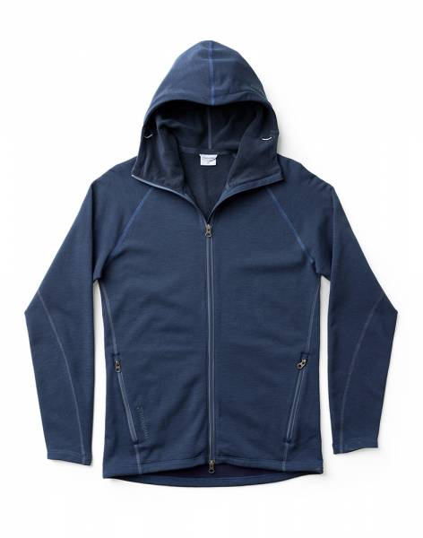 Houdini Outright Houdi Herren Fleecejacke cloudy blue