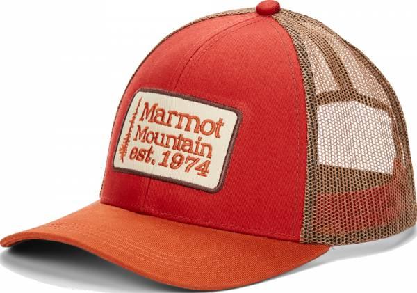 Marmot Retro Trucker Hat picante/amber