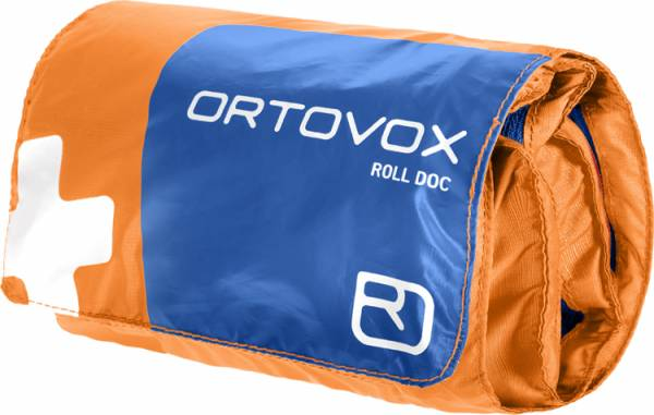 Ortovox First Aid Roll Doc Erste Hilfe Set shocking orange