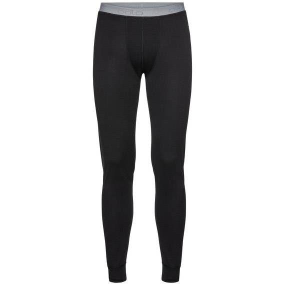 Odlo Suw Bottom Pant Natural 100% Merino warm Funktionsunterhose Herren black 20/21