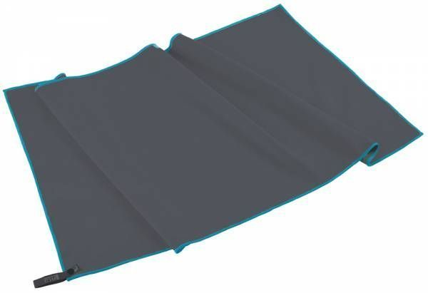 LACD Superlight Towel anthracite L Mikrofaserhandtuch