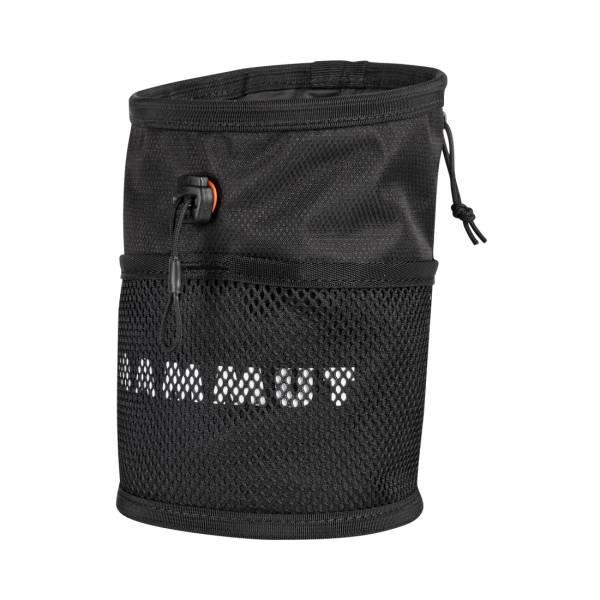 Mammut Gym Mesh Chalk Bag black