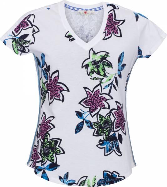 Berglilie Caroline Women T-Shirt weiß