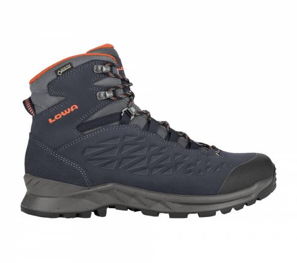 Lowa Explorer GTX Mid Men Trekkingschuh navy/orange