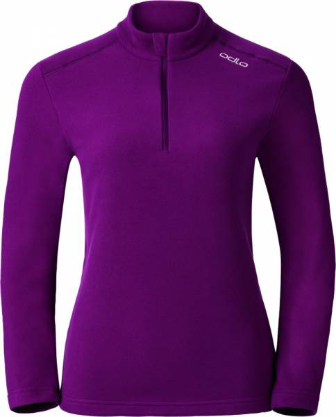 Odlo Midlayer 1/2 zip Orsino Women magenta purple